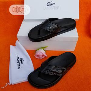 Lacoste Slippers | Shoes for sale in Lagos State, Magodo