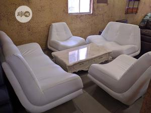 Quality Leather Sofa by 7 Seater   Furniture for sale in Lagos State, Ojo