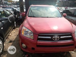 Toyota RAV4 2011 Limited Red   Cars for sale in Lagos State, Apapa