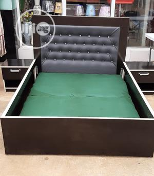 High Quality 4*6 Royal Bed With 2side Drawers   Furniture for sale in Kwara State, Ilorin East