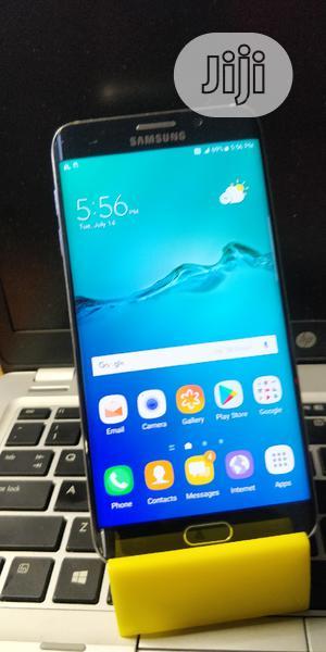 Samsung Galaxy S6 Edge Plus 32 GB Black | Mobile Phones for sale in Kaduna State, Kaduna / Kaduna State