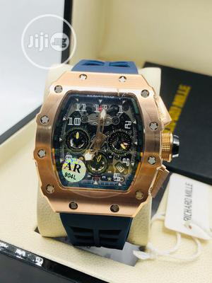 Original Richard Mille Rubber Strap   Watches for sale in Lagos State, Magodo