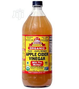 Bragg Organic Apple Cider Vinegar 946ml, 32oz (Raw/Unfiltere | Vitamins & Supplements for sale in Lagos State, Ojo