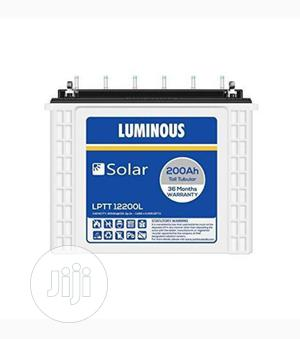 Luminous 200AH/12V C10 SMF Inverter Batteries   Electrical Equipment for sale in Abuja (FCT) State, Wuse 2