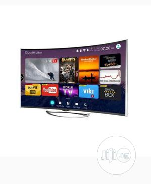 Polystar 43 INCH SMART CURVED LED TV + Free Wall Bracket | TV & DVD Equipment for sale in Abuja (FCT) State, Asokoro
