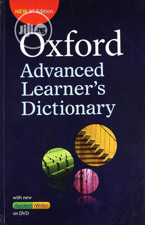 Oxford Advance Learner's Dictionary 9th Edition | Books & Games for sale in Lagos State, Surulere
