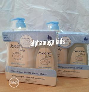Aveeno Wash and Shampoo for Baby | Baby & Child Care for sale in Lagos State, Ikeja