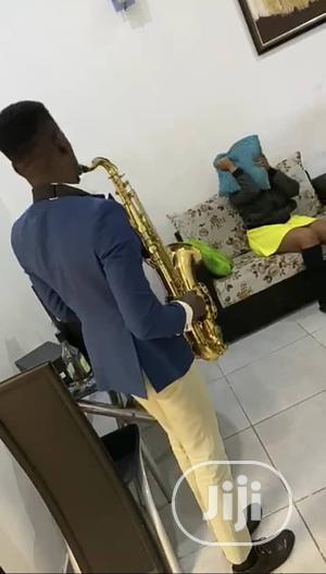 Book For A Professional Surprise Saxophonist   DJ & Entertainment Services for sale in Lagos State, Ikeja
