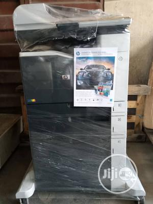Hp Laserjet Mfp A3 Multifunction Printer 775 Colour | Printers & Scanners for sale in Lagos State, Surulere