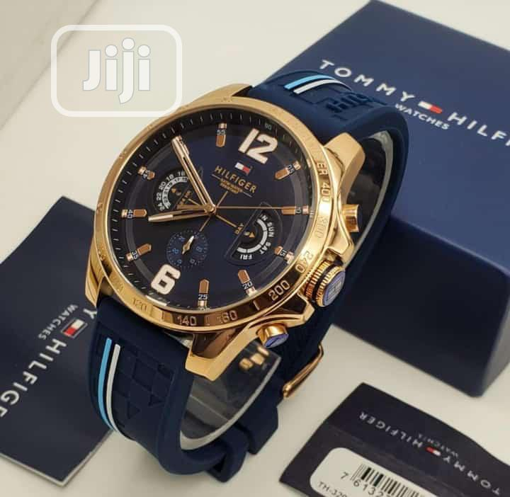 Tommy Hilfiger Watch   Watches for sale in Isolo, Lagos State, Nigeria