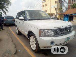 Land Rover Range Rover Vogue 2009 White | Cars for sale in Lagos State, Ikeja