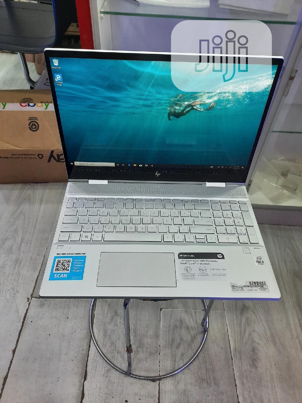 Laptop HP Envy X360 15t 8GB Intel Core I5 SSD 256GB