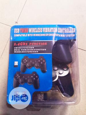 Twin Wireless Gamepads | Accessories & Supplies for Electronics for sale in Lagos State, Ikeja