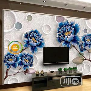 Wallpaper 3d Panel Wall Mural   Home Accessories for sale in Anambra State, Onitsha