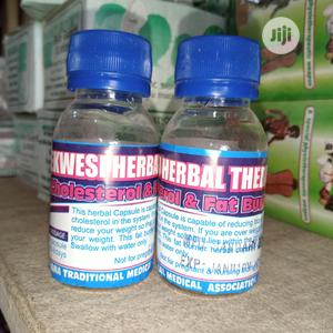 Ekwesi Herbal Therapy Cholesterol and Fat Destroyer   Vitamins & Supplements for sale in Lagos State, Amuwo-Odofin