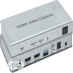 Hdmi Video Capture Card | Accessories & Supplies for Electronics for sale in Lagos State, Ikeja
