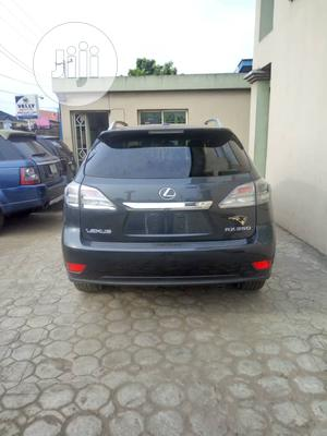 Lexus RX 2014 350 FWD Gray | Cars for sale in Lagos State, Ikeja