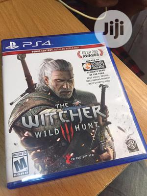 Ps4 The Witcher Wild 111 Hunter   Video Games for sale in Lagos State, Ikeja