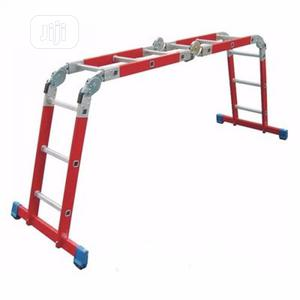 4x5 Fiberglass Multipurpose Ladder - 20ft   Hand Tools for sale in Lagos State, Alimosho