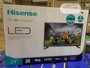Hisense 24-inches LED TV   TV & DVD Equipment for sale in Lagos State, Ikeja