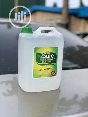 2sure Hand Surface Sanitizer 5litre   Skin Care for sale in Lagos State, Ikeja