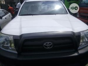 Toyota Hilux 2004 White | Trucks & Trailers for sale in Lagos State, Apapa