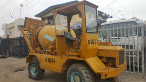 Foreign Used 3.5cubic Self Loader Concrete Mixer DIECI   Heavy Equipment for sale in Lagos State, Apapa