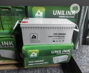 WHC Solar GEL Battery/ Unilink | Solar Energy for sale in Lagos State, Ojo