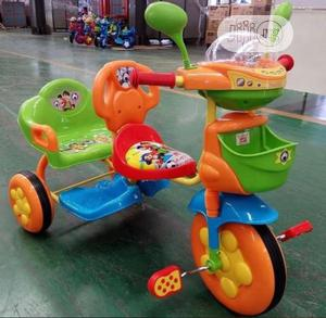 Manual 2 Seater Bicycle Ride for Ages 1-6yrs   Toys for sale in Lagos State, Lagos Island (Eko)