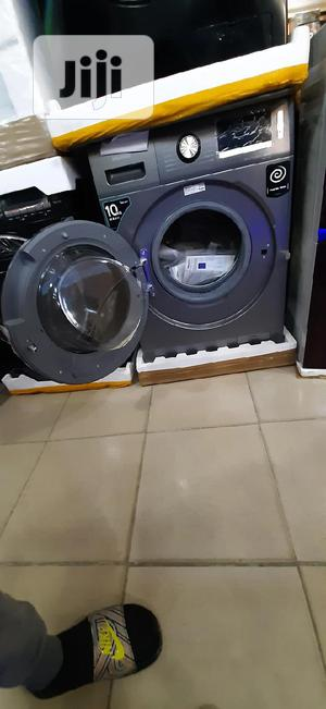 Hisense Washing Machine Automatic 10kg Dryer   Home Appliances for sale in Abuja (FCT) State, Central Business District