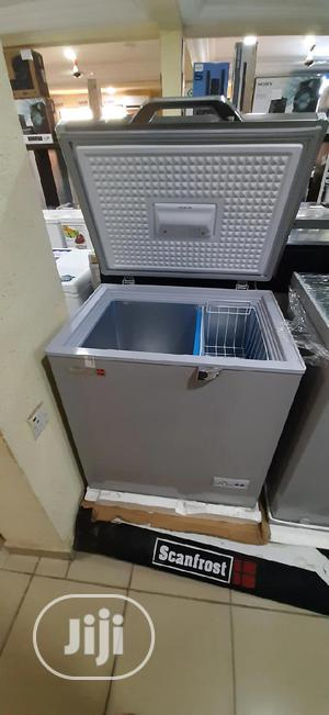 Scanfrost Chest Freezer 151L | Kitchen Appliances for sale in Abuja (FCT) State, Central Business District