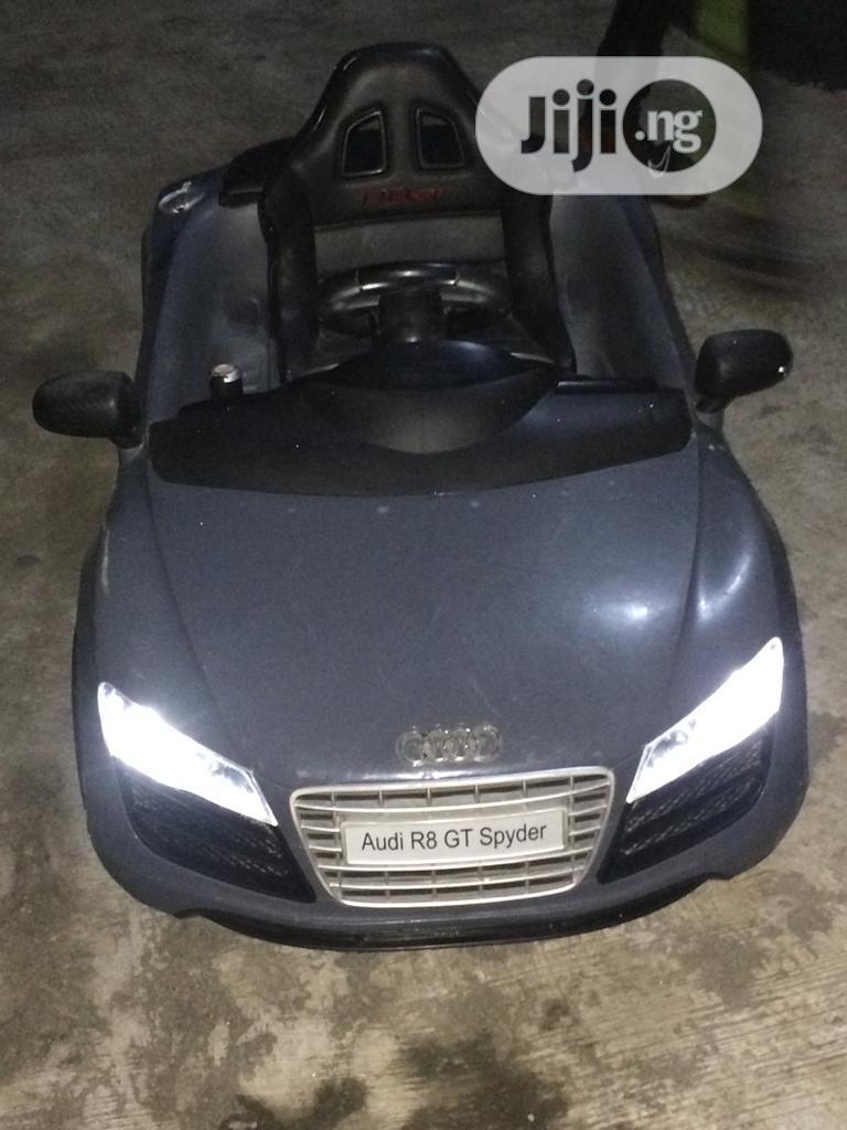 Tokunbo Uk Used Audi Toy Car