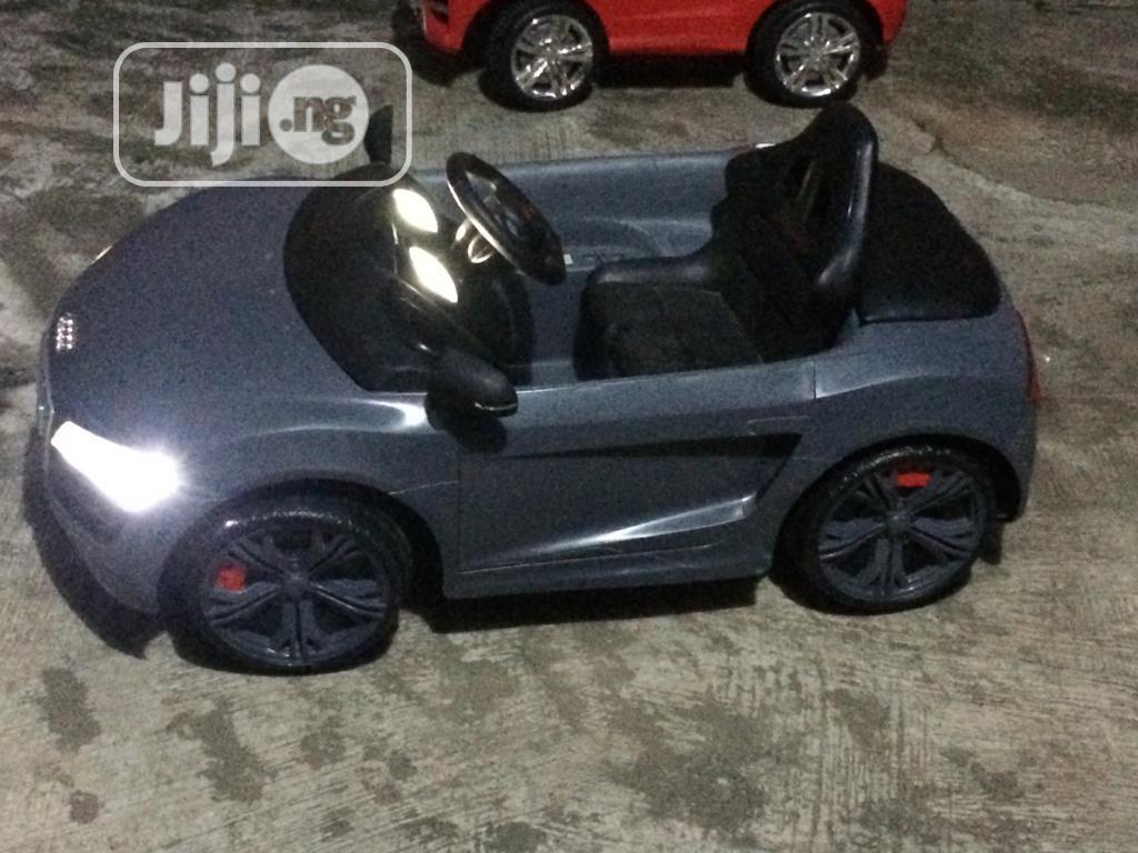 Tokunbo Uk Used Audi Toy Car | Toys for sale in Ikeja, Lagos State, Nigeria