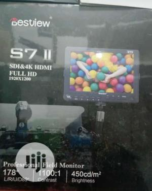 SDI/HDMI Monitor 4k | Accessories & Supplies for Electronics for sale in Lagos State, Ojo