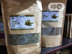 Organic Alfalfa Leaf - 300g   Vitamins & Supplements for sale in Lagos State, Lekki