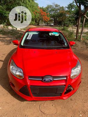 Ford Focus 2014 Red   Cars for sale in Abuja (FCT) State, Kubwa