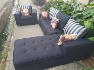 Modern Design L Shape With Single | Furniture for sale in Lagos State, Epe