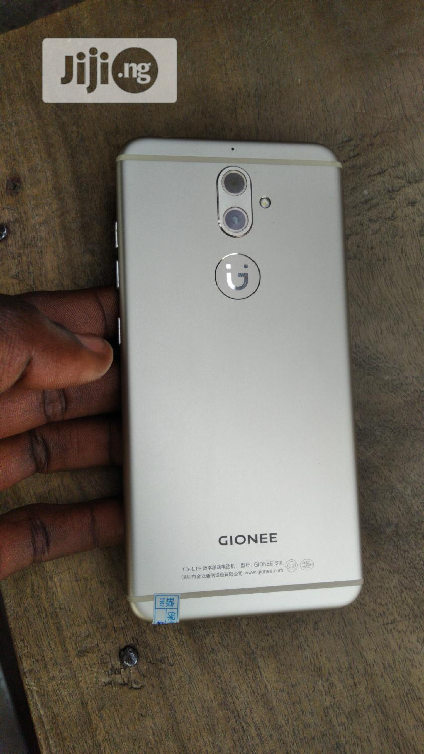 Gionee S9 64 GB Gold