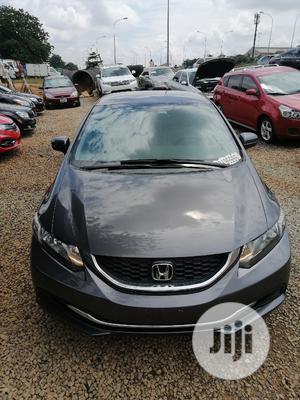 Honda Civic Sedan EX 2013 Gray   Cars for sale in Abuja (FCT) State, Gwarinpa