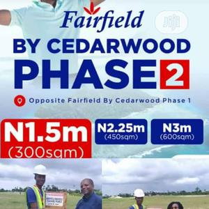 Genuine Large Lands At Fairfield by Cedarwood Phase2 | Land & Plots For Sale for sale in Lagos State, Lekki