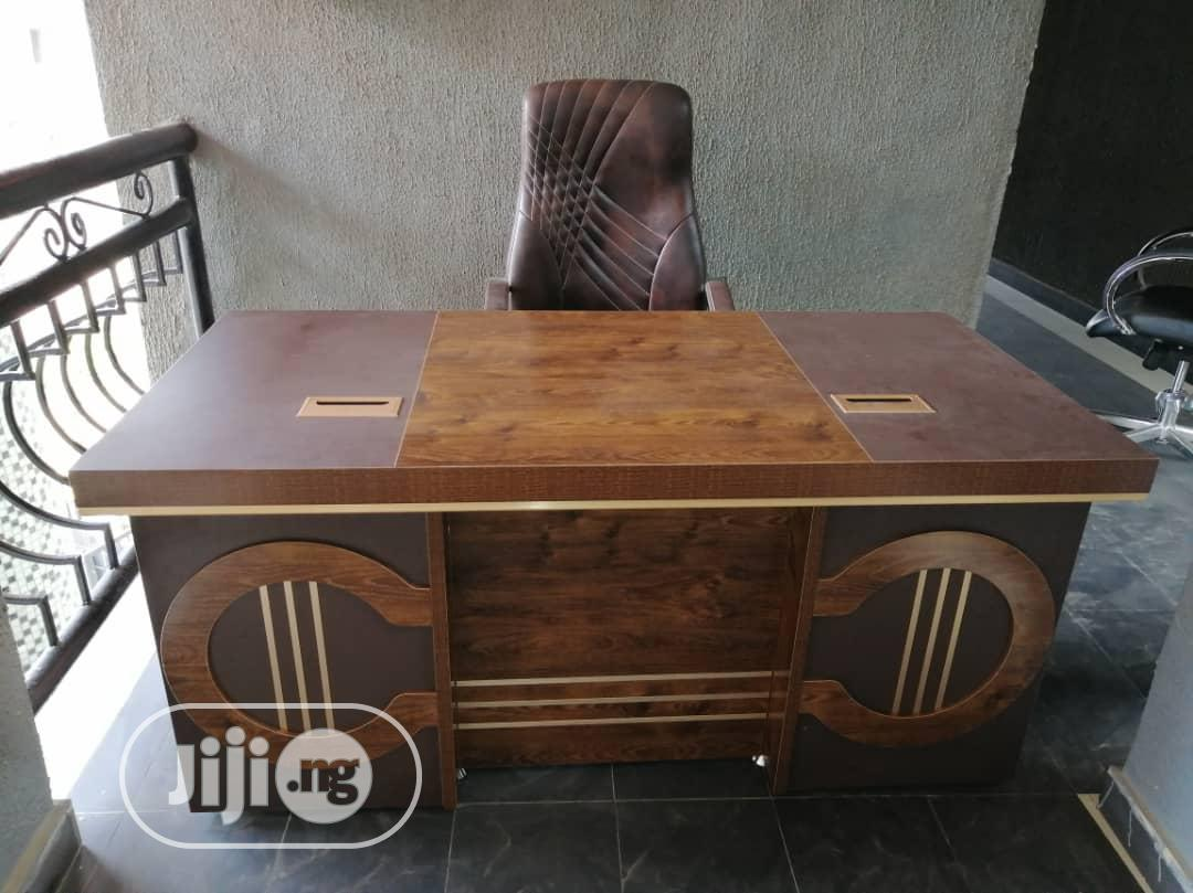 Super Executive Office Table And Chair