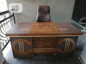 Super Executive Office Table And Chair | Furniture for sale in Lagos State, Ajah
