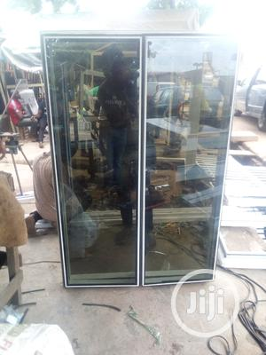 Aluminum Frame Less Window   Windows for sale in Lagos State, Agege