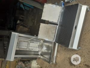 Gas Shawarma Machine And Toaster Grill | Restaurant & Catering Equipment for sale in Lagos State, Ojo