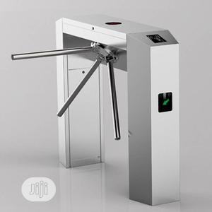 Biometric And Card Support Automatic Tripod Turnstile | Safetywear & Equipment for sale in Lagos State, Ikeja