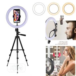 Big Selfie Ring Light With Bright Led | Accessories for Mobile Phones & Tablets for sale in Lagos State, Alimosho