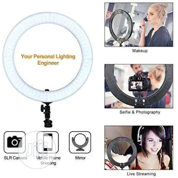 Big Selfie Ring Light With Bright Led | Accessories for Mobile Phones & Tablets for sale in Alimosho, Lagos State, Nigeria