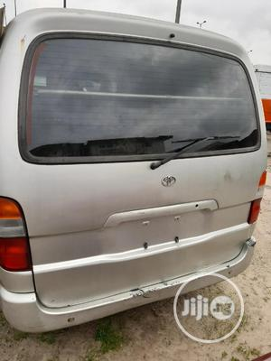 Toyota Hiace Bus 2003 for Sale | Buses & Microbuses for sale in Lagos State, Ojo