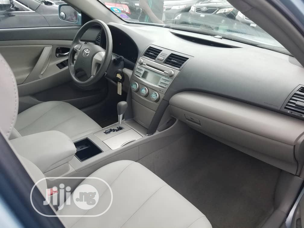 Toyota Camry 2007 Blue   Cars for sale in Apapa, Lagos State, Nigeria