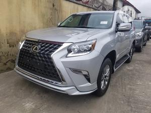 Lexus GX 2014 460 Luxury Silver | Cars for sale in Lagos State, Apapa